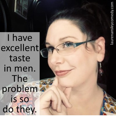 excellent taste in men