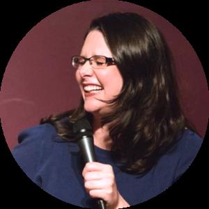 Lauren Laughing