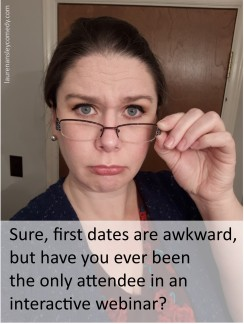first dates are awkward
