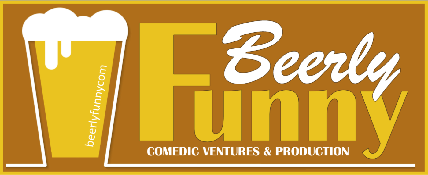 beerly funny - comedian ventures & production image
