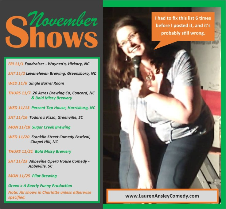 november shows imageC